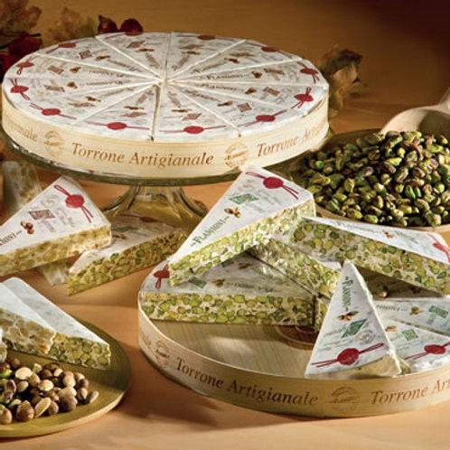 Torrone torta Supremo morbido al Pistacchio - 12 x 150 gr.