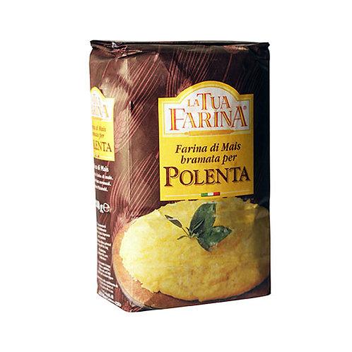 """Farine de maïs pour polenta """"Molino Pasini"""" - 1 kg."""