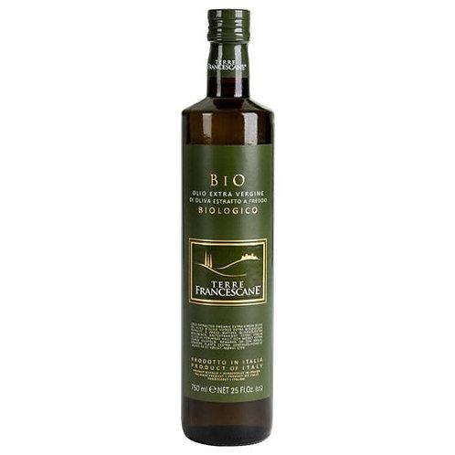 "Huile d'olive extra vierge ""Terre Francescane BIO"" - 250 ml."