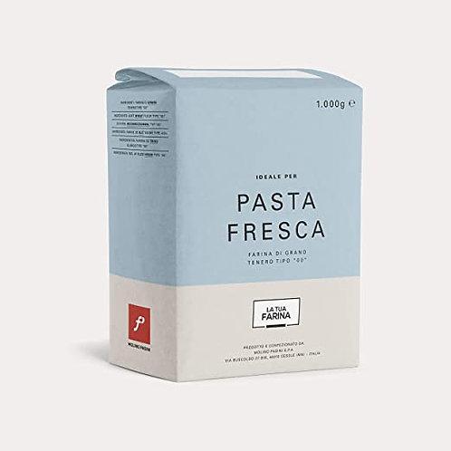 """Farine 00 """"Pasta d'Oro"""" Molino Pasini - 1 kg."""