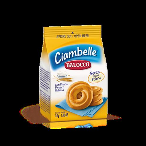 """Ciambelle mini break """"Balocco"""" - 30 gr."""
