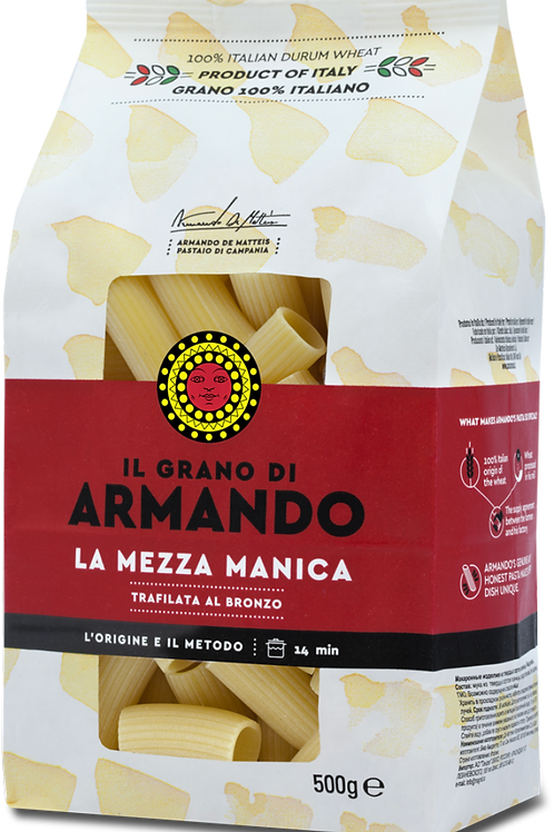 """La Mezza Manica """"Pasta Armando"""" - 500 gr."""