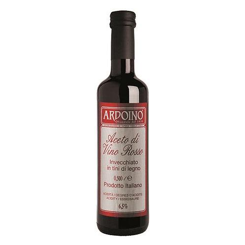 """Aceto di vino rosso """"Ardoino"""" - 500 ml"""