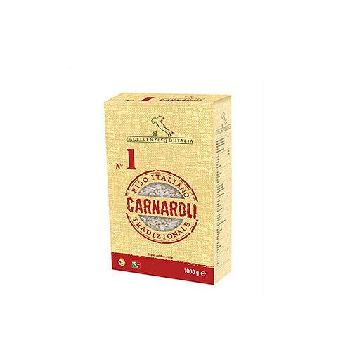 "Riz Carnaroli ""Eccellenze d""Italia"" - 1 kg."