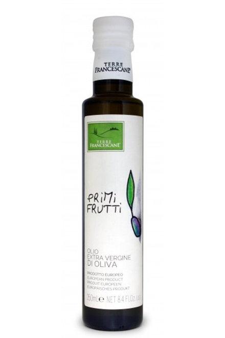 """Olio EVO """"Primi Frutti"""" - 250 ml."""