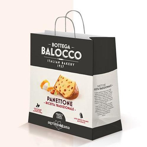 Panettone Classico shopper bag BB - 750 gr