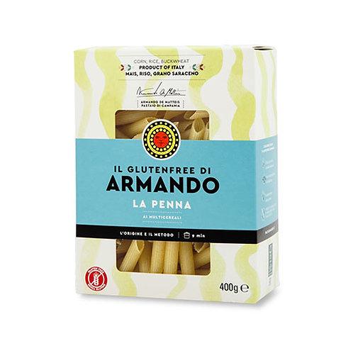 "La Penna sans gluten ""Pasta Armando"" - 400 gr."