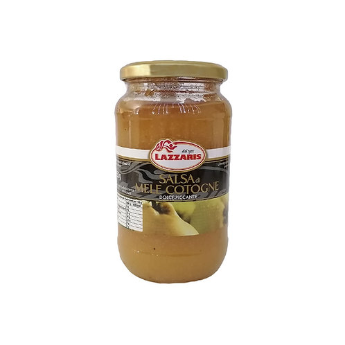 Sauce piquante aux coings - 650 gr.