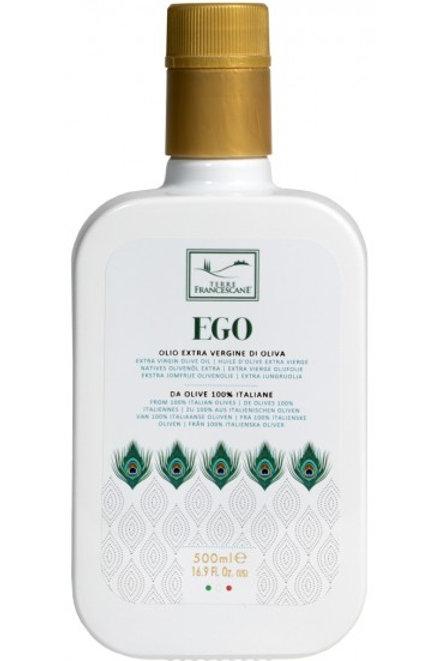"Olio EVO ""EGO B. Moresca"" Terre Francescane - 500 ml."