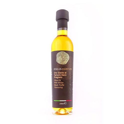 "Olio d'oliva al Tartufo Nero ""Italia Tartufi"" - 250 ml."