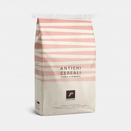 """Farina """"Mix Antichi Cereali"""" Molino Pasini - 10 kg."""
