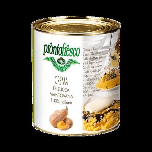 Crema di Zucca Mantovana - 830 gr.