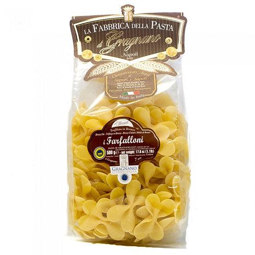 """Farfalloni """"La Fabbrica delle Pasta"""" - 500 gr."""