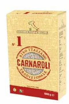 """Riso Carnaroli """"Eccellenze d""""Italia"""" - 1 kg."""