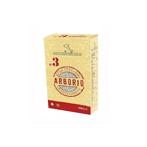 """Riz Arborio """"Eccellenze d'Italia"""" - 1 kg."""