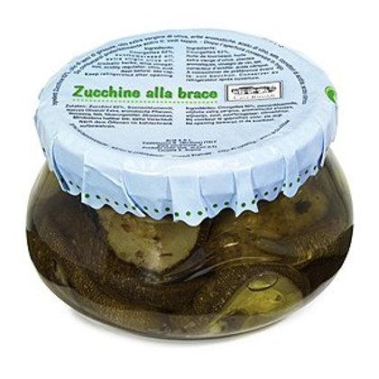 "Zucchine alla Brace ""Casa Rinaldi"" - 320 gr."