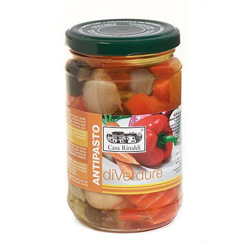 """Apéritif de légumes """"Casa Rinaldi"""" - 280 gr."""
