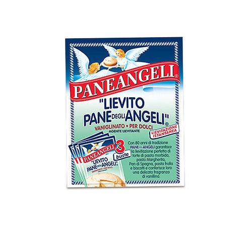"Levure aromatise à la vanille (10 pcs) ""Pane degli Angeli"" - 160 gr"
