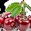 "Thumbnail: Confettura Extra Ciliegie Bio-zero pectina ""Lazzaris"" - 640 gr."