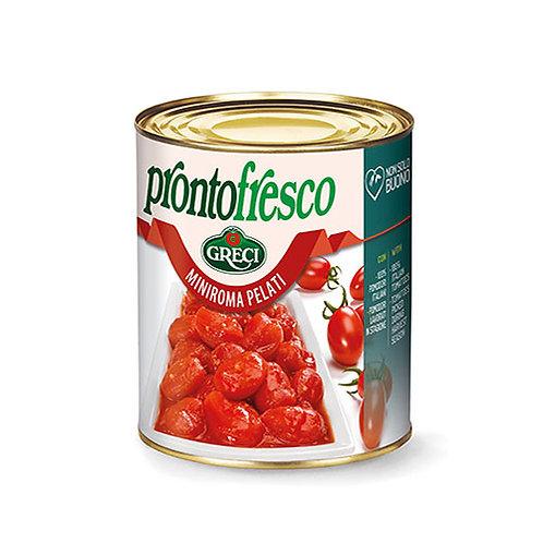 Tomates pelées Miniroma - 800 gr.