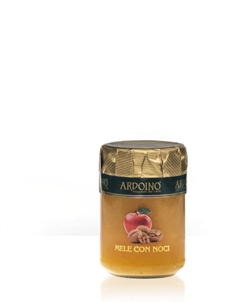 "Composta di mele e noci ""Ardoino"" - 346 gr."