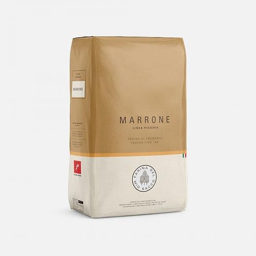 """Farina 00 """"Marrone"""" Pizzeria Molino Pasini - 10 kg."""