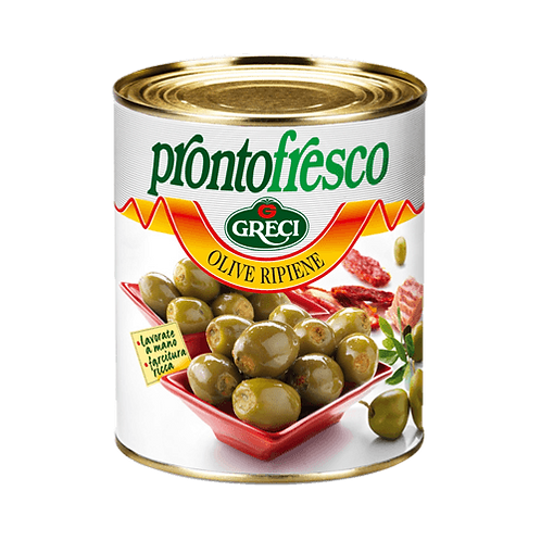 Olive ripiene - 780 gr.