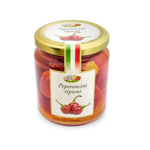 "Petit poivrons farcis ""Fior di Campagna"" - 280 gr."