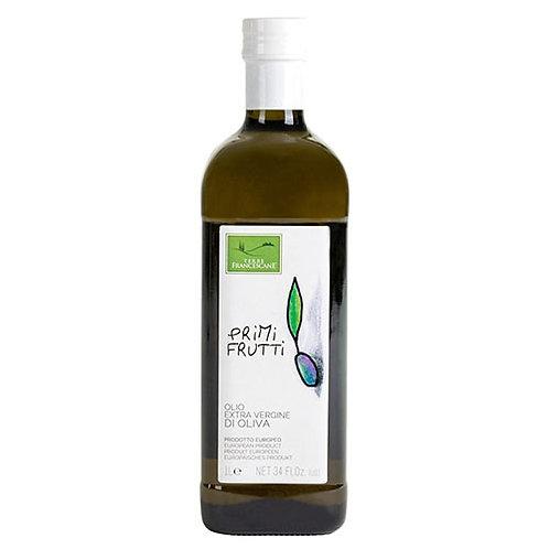 "Huile d'olive extra vierge ""Primi Frutti"" - 1 lt."