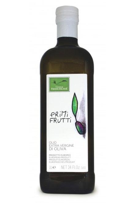 """Olio EVO """"Primi Frutti"""" - 1 lt."""