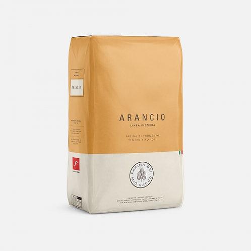"Farina 00 ""Arancio pane/pizza"" Molino Pasini - 10 kg."