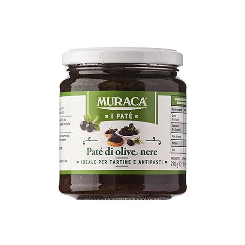 """Pâte d'olives noires """"MURACA"""" - 156 ml"""