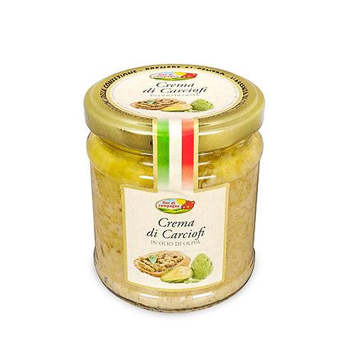 Crème d'artichauts - 190 gr.