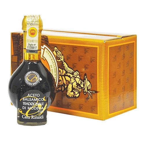 Vinaigre balsamique de Modena DOP 100 ml. 25 ans