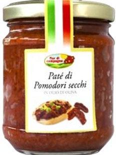 """Pate' di pomodori secchi """"Fior di Campagna"""" - 190 gr."""
