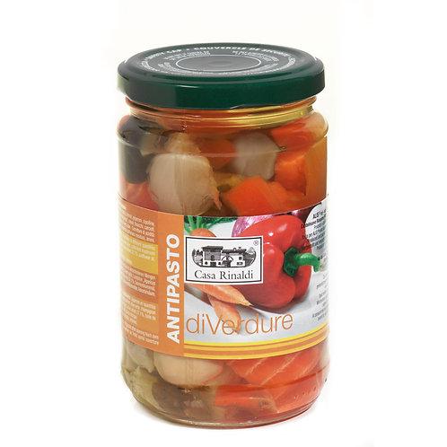 "Antipasto di verdure ""Casa Rinaldi"" - 280 gr."