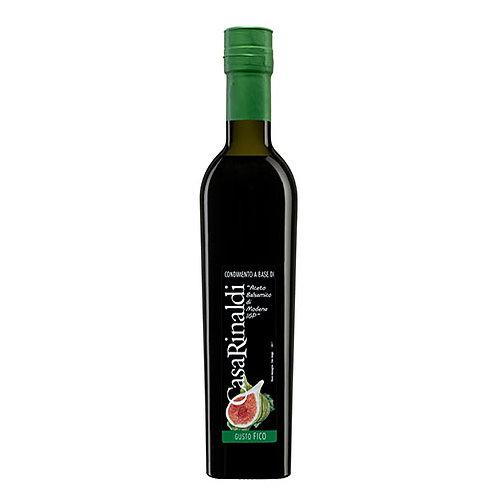 Condiment à base de vinaigre balsamique de Modène IGP & figue -250 ml