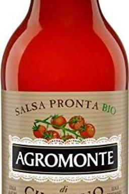 Salsa pomodoro ciliegino BIO - 33 cl