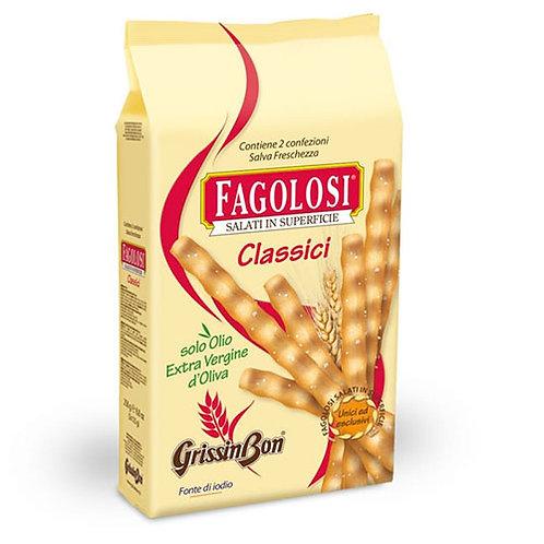 """Grissini """"Fagolosi Classic"""" - 250 gr."""