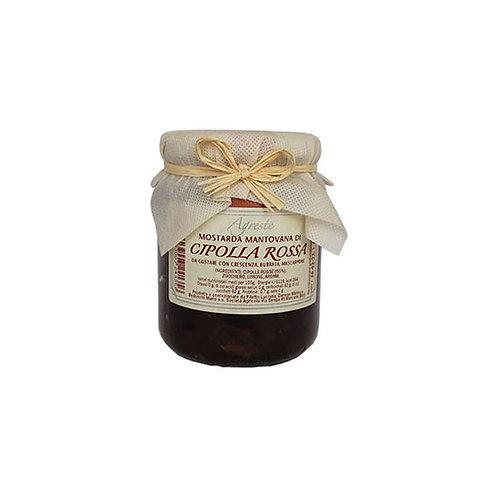 Mostarda di Cipolle - 420 gr.