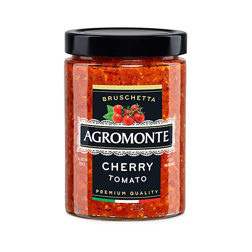 "Bruschetta tomate cerise ""Agromonte"" - 100 gr."