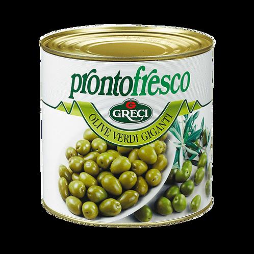 Olive Verdi Giganti - 2600 gr.