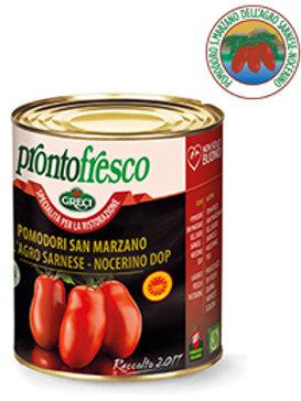 "Pomodori Pelati ""San Marzano D.O.P."" - 800 gr."