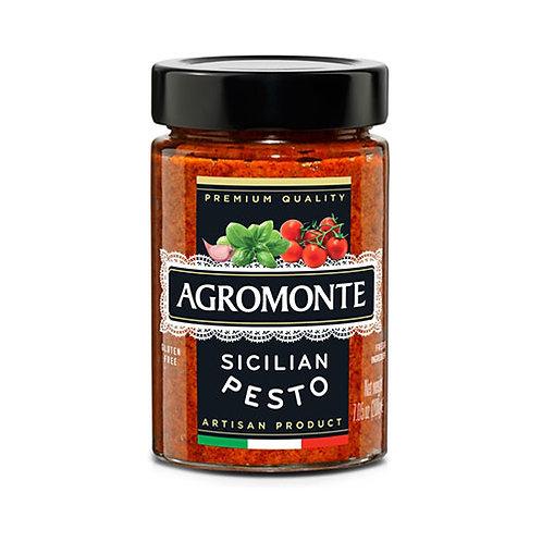 "Pesto Siciliana ""Agromonte"" - 100 gr."
