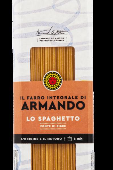"""Lo Spaghetto Farro """"Pasta Armando"""" - 500 gr."""