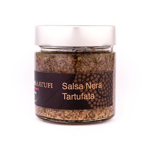 """Salsa Nera tartufata """"Italia tartufi"""" - 190 gr."""
