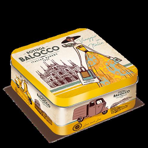 """Latta Biscotti Milano """"Balocco"""" - 400 gr."""