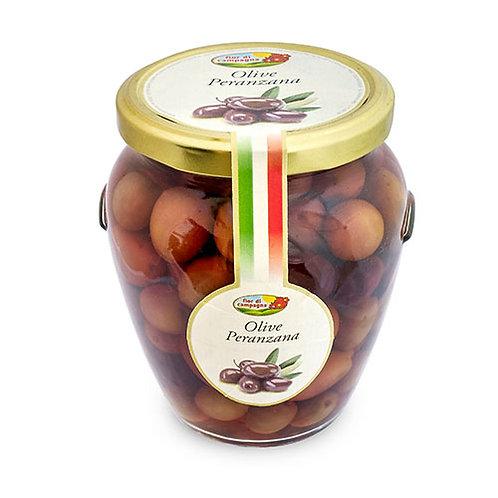 "Olive Peranzana en saumure "" Fior di Campagna"" - 570 gr."