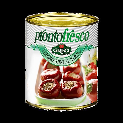 Peperoncini al Tonno - 800 gr.