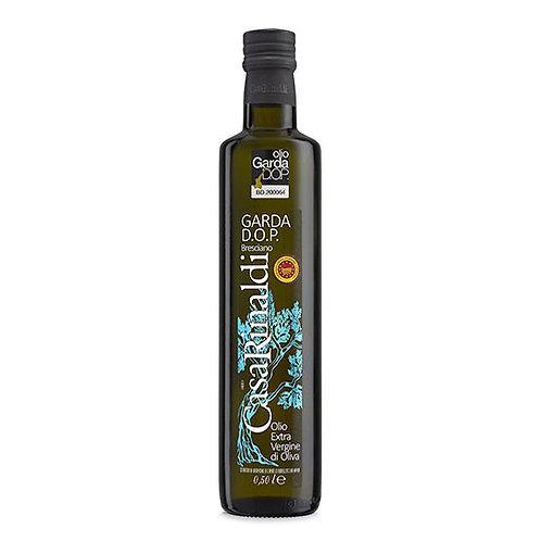 """Huile d'olive EVO """"Garda Bresciano DOP"""" (Lombardia) """" Casa Rinaldi - 500 ml."""